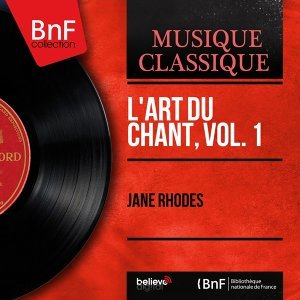 L'art du chant, vol. 1 - Mono Version