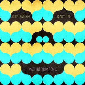 Really Love - Machinedrum Remix