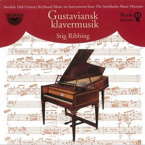 Gustaviansk klavermusik: Stig Ribbing