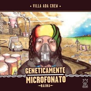 Geneticamente microfonato - Villa Ada Crew