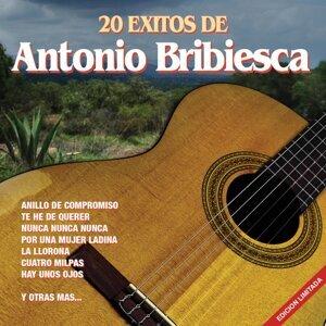 20 Éxitos de Antonio Bribiesca