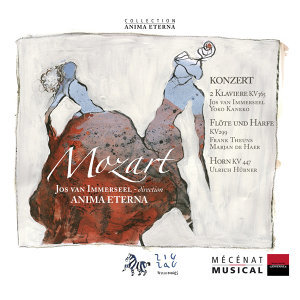 Mozart: Konzerte (K. 365, 299 & 447)