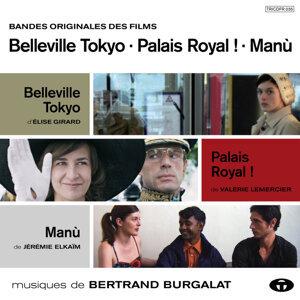 Belleville Tokyo - Palais Royal! - Manù (Bandes originales des films)