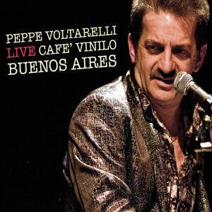 Peppe Voltarelli Live Café Vinilo Buenos Aires