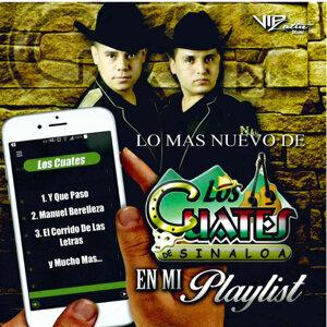 Los Mas Nuevo de los Cuates de Sinaloa en Mi Playlist