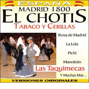 Madrid 1800