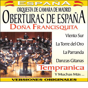 Oberturas de España