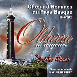 Betiko Ildoan (Choeur d'Hommes du Pays Basque - Biarritz)