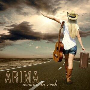 Woman in Rock
