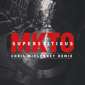 Superstitious - Chris McClenney Remix