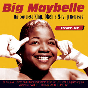 The Complete King, Okeh and Savoy Releases 1947-61