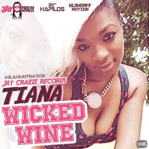 Wicked Wine (Blahdaff Nation Riddim) - Single