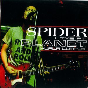 Spider Live At Planet Hollywood