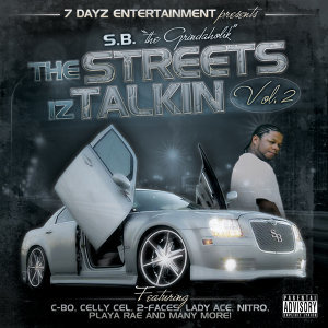 The Streets Iz Talkin' Vol. 2 (limited edition)