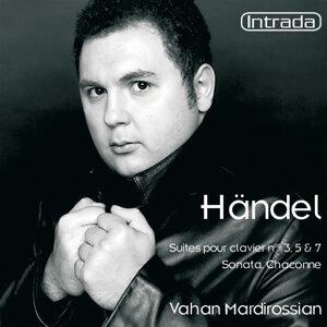 Händel: Suites de pièces pour clavier No. 3, 5, 7, Sonata & Chaconne
