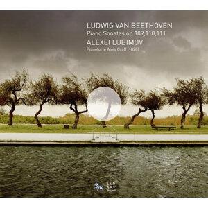 Beethoven: Piano Sonatas Op. 109, 110 & 111