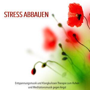Stress Abbauen - Entspannungsmusik und Klangkulissen Therapie zum Ruhen und Meditationsmusik gegen Angst