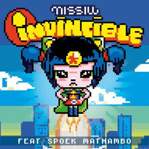 Invincible (feat. Spoek Mathambo)