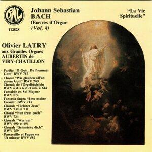 Bach: L'œuvre d'orgue - La vie spirituelle