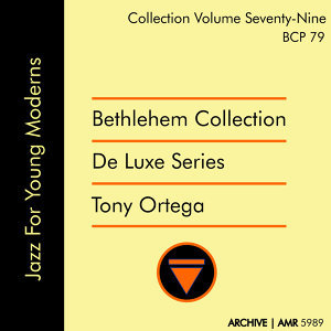 Deluxe Series Volume 79 (Bethlehem Collection): Jazz for Young Moderns