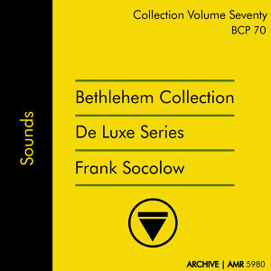 Deluxe Series Volume 70 (Bethlehem Collection): Sounds