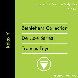 Deluxe Series Volume 62 (Bethlehem Collection): Relaxin'