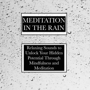 Meditation in the Rain - Relaxing Nature Sounds to Unlock Your Hidden Potential Through Mindfulness and Meditation, and to Improve Your Sleep, Promote Good Mental Health, and Encourage Success with Work and Study