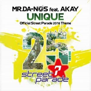 Unique (Official Street Parade 2016 Theme)