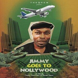 Jimmy Goes to Nollywood - Bande originale du film de Jimmy Jean-Louis et Rachid Dhibou