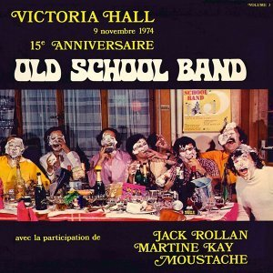 Victoria Hall 9 Novembre 1974 - 15ème Anniversaire - Avec La Participation De Jack Rollan, Martine Kay Et Moustache