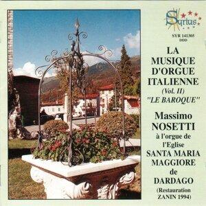 La Musique d'orgue italienne, vol. 2 - Le baroque