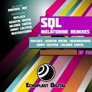 Melatonine Remixes EP