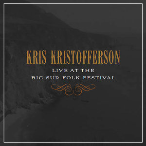 Live at the Big Sur Folk Festival