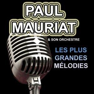 Paul Mauriat et son orchestre : les plus grandes mélodies