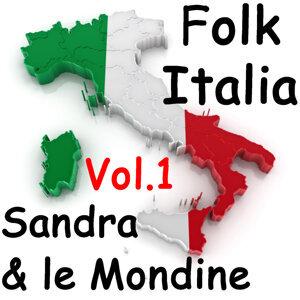 Folk Italia - Sandra e le mondine Vol. 1