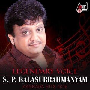 Legendary Voice - S. P. Balasubrahmanyam - Kannada Hits 2016