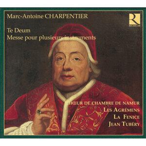 Charpentier: Te Deum - Messe pour plusieurs instruments