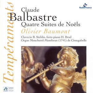 Balbastre: Quatre Suites de Noëls (Orgue Moucherel-Montbrun de Cintegabelle)
