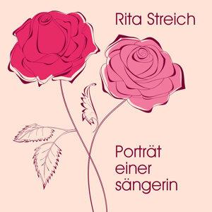 Porträt einer Sängerin