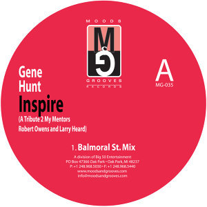 Inspire - A Tribute to My Mentors Robert Owens and Larry Heard EP