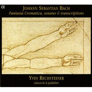 Bach: Fantasia Cromatica, sonates & transcriptions