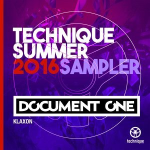 Klaxon - Technique Summer 2016 Sampler