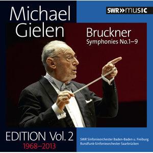 Michael Gielen Edition, Vol. 2: Bruckner's Symphonies Nos. 1-9
