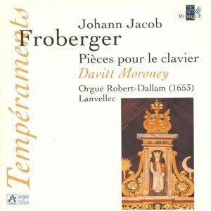 Froberger: Pièces pour le clavier (Orgue Robert-Dallam, Lanvellec)
