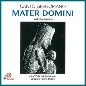Mater domini - Canto gregoriano