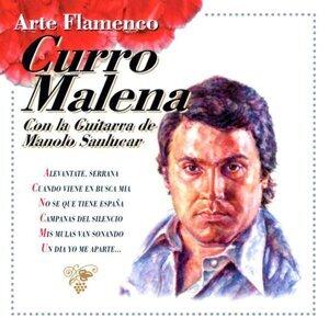 Arte Flamenco : Curro Malena