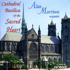 Morrison, Alan: Cathedral Basilica of the Sacred Heart