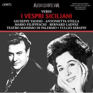 Verdi: I vespri siciliani (1957)