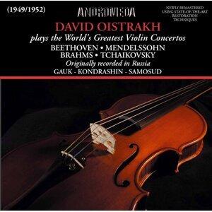 Beethoven, Mendelssohn, Brahms & Tchaikovsky: Violin Concertos (Remastered)