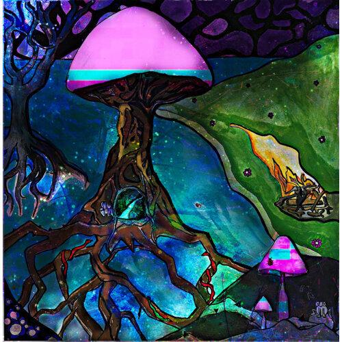 Eat Shiitake Mushrooms - Joel Wolf Alice Remix